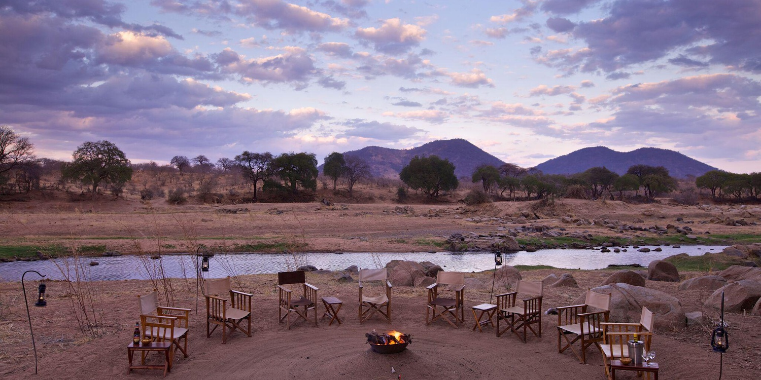 Welcome to Ruaha River Lodge